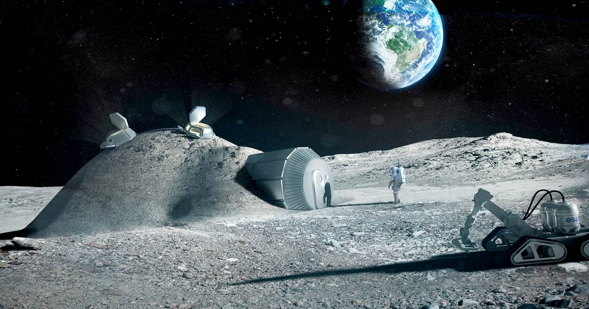Half a century after Apollo 11, a new moon rush is coming