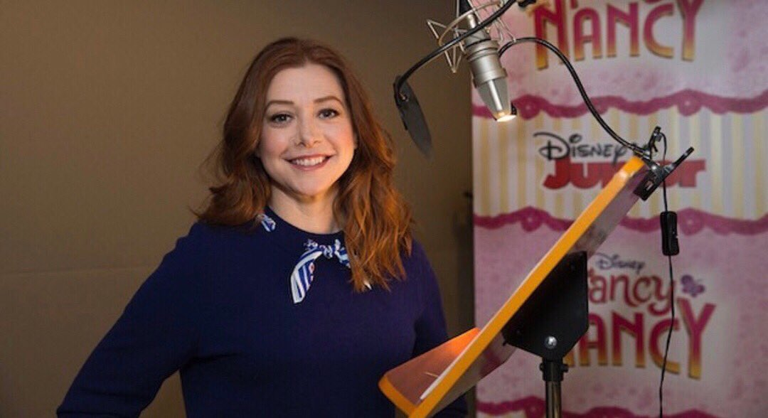 Claire Clancy here  @DisneyJunior https://t.co/tSGHpEltE6
