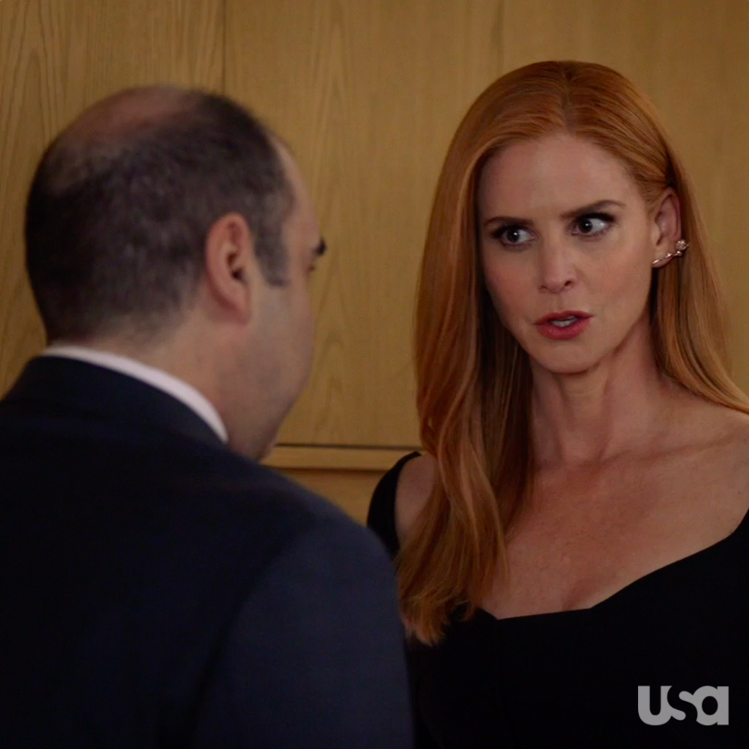RT @Suits_USA: Leave it to Louis to take a sweet moment in a weird direction. ???? https://t.co/tRyVgcoUPz