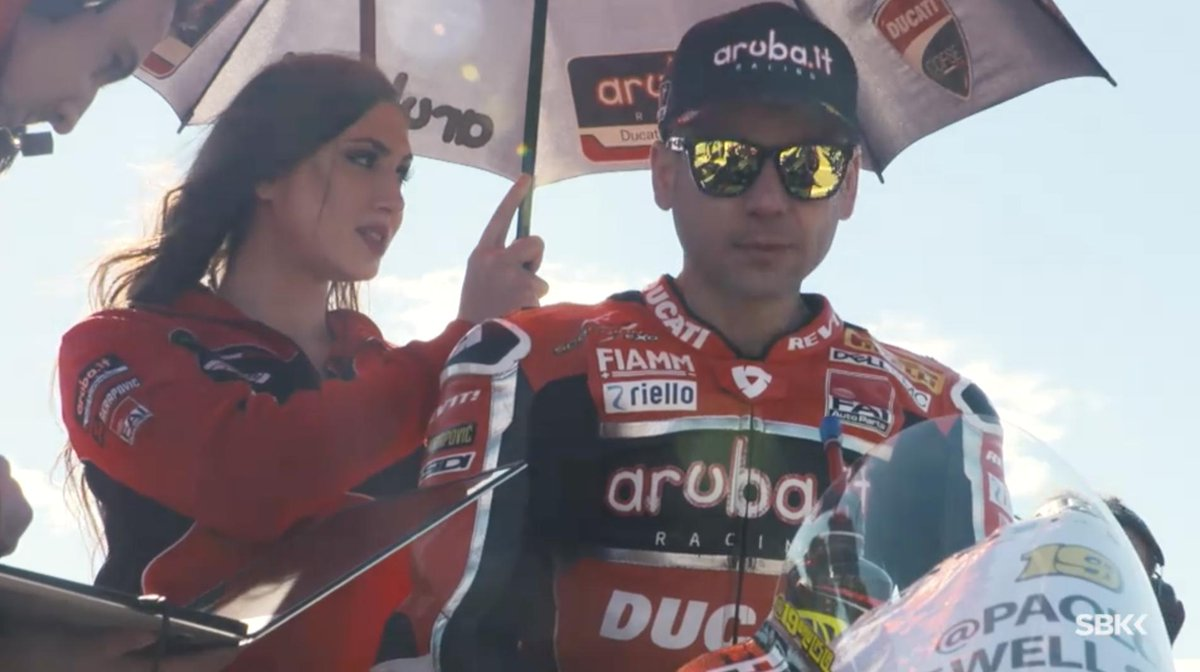 test Twitter Media - Three mighty scraps in Spain: relive the Motocard Aragon Round!  #AragonWorldSBK 🇪🇸  📹VIDEO | #WorldSBK  https://t.co/m7jEjKbixm https://t.co/5eI00kq2Jk