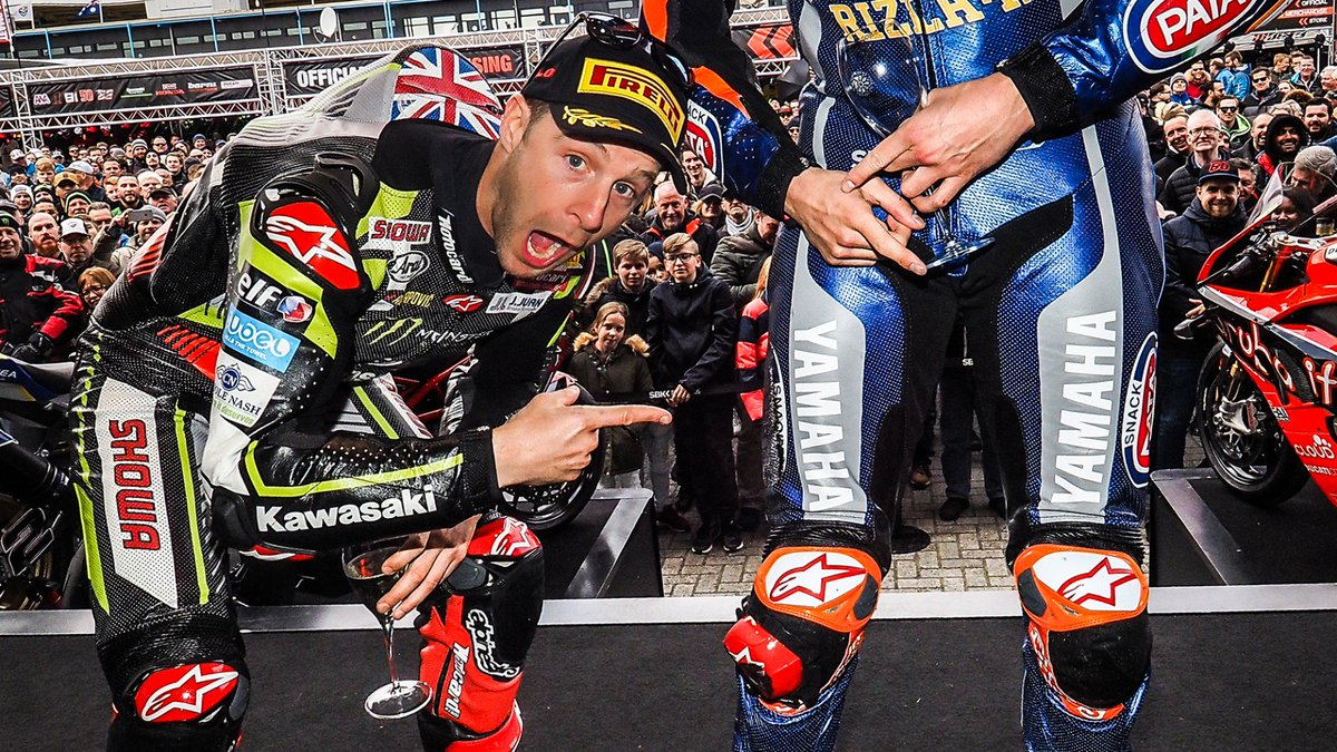 test Twitter Media - Take 🖐 – Memorable moments from The Netherlands!  Snow, rain, huge crowds and big battles: there were plenty of talking points as the WorldSBK title race entered the TT Circuit Assen!  #NLDWorldSBK 🇳🇱  📃| #WorldSBK  https://t.co/eYQmqHG7LF https://t.co/diCjnwYUuN