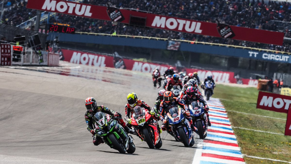 test Twitter Media - Amazing Assen hosts another thrilling WorldSBK!  #NLDWorldSBK 🇳🇱  📹VIDEO | #WorldSBK  https://t.co/o6FdXXAdZC https://t.co/TmQCDITeKX