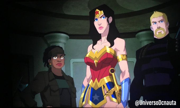 RT @KTonarella: Wonder Woman Bloodlines Justice League Throne of Atlantis Justice League Vs Teen Titans https://t.co/9IoBXgKm0A