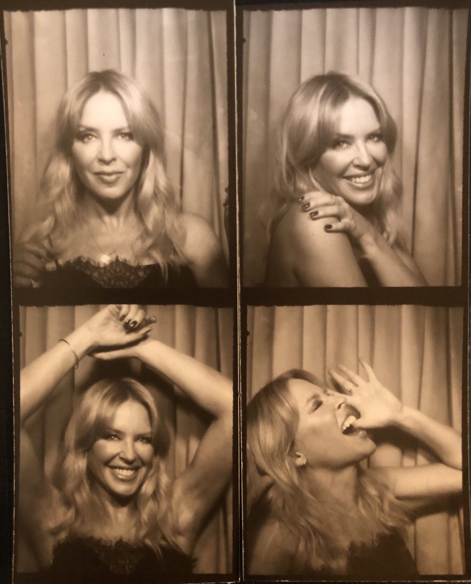 The Photobooth here at the secret venue for @magicfm is TOTALLY worth visiting! ???? https://t.co/ZUwHfrp590