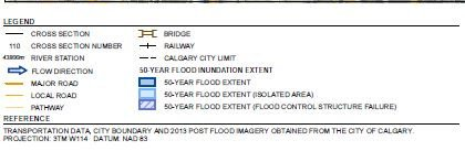 test Twitter Media - Restating: the land for new #arena location will #flood in a 1 in 50 year flood (i.e. has a 1 in 50 or 2% chance of flooding each year). A 1 in 100 level (1% chance/yr) flood would be much worse. Who pays for flood reparations? Taypayers, that's who #yyccc #UrbanPlanning https://t.co/vMiUKRUy0A