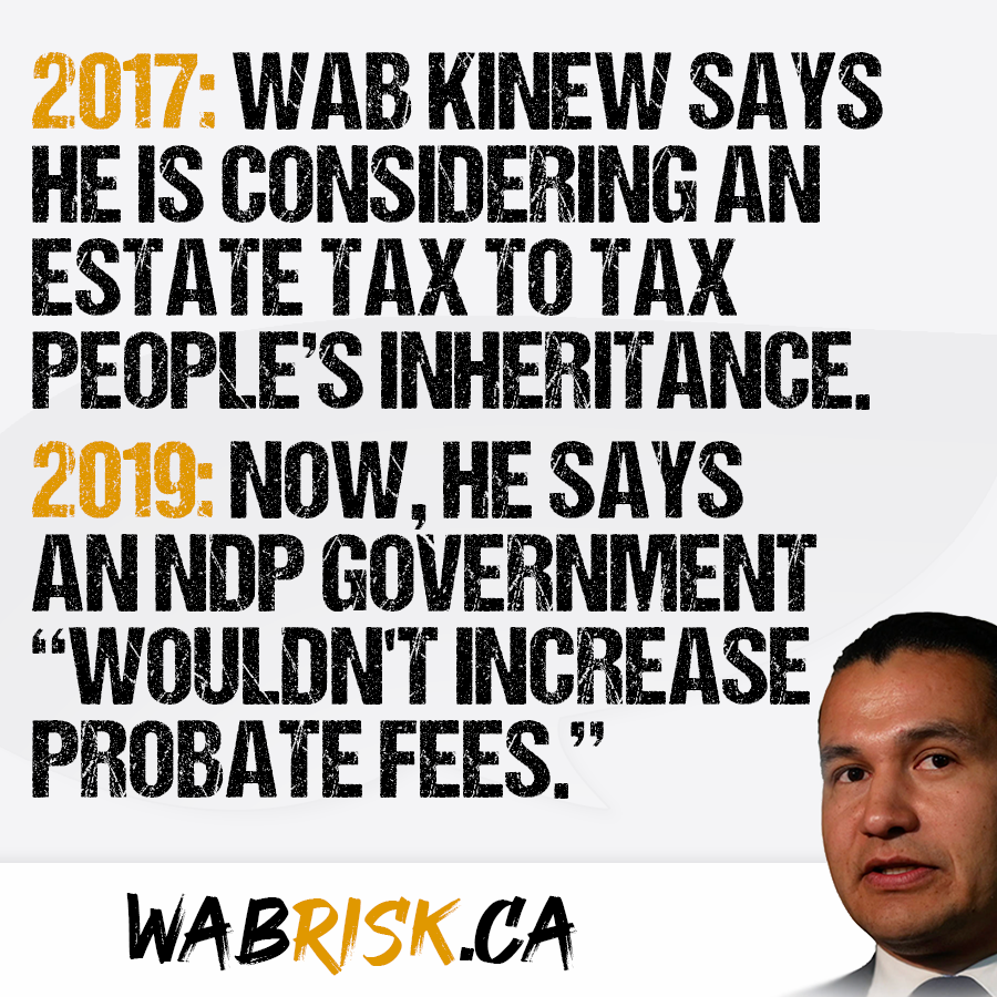 test Twitter Media - Wab Kinew is just like Greg Selinger.   They can't be trusted to keep their word on lower taxes!  Learn more  ➡️ https://t.co/8QVBErzt9p  #mbpoli #cdnpoli https://t.co/RZ3sqGFjdQ