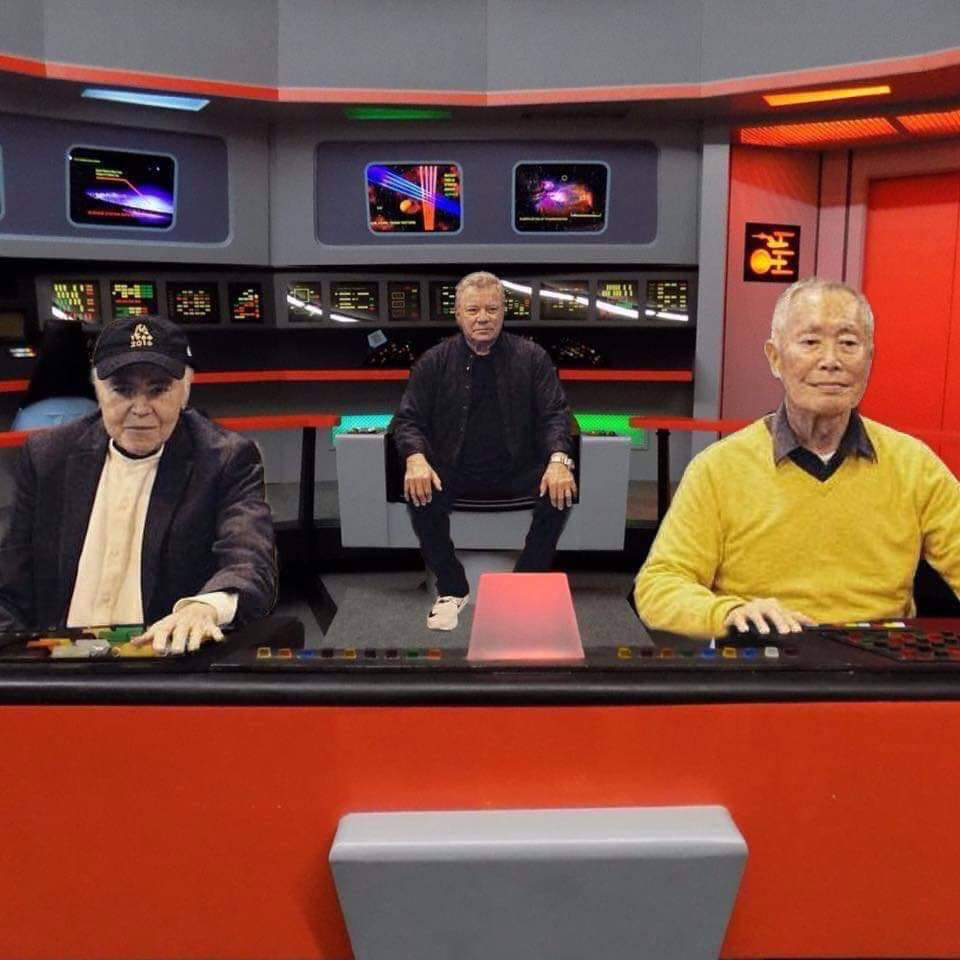 RT @StarTrekModels: What are they thinking? Wrong answers only! https://t.co/apWRah1ofu