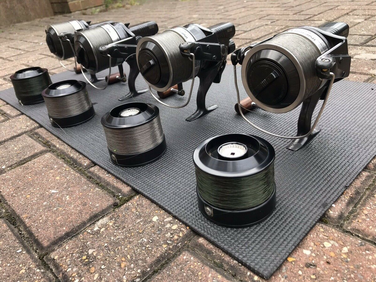 Ad - 4x Daiwa Infinity X 5500 BR Big Pit Reel On eBay here -->> https://t.co/zliQ0s7IoP  #carp