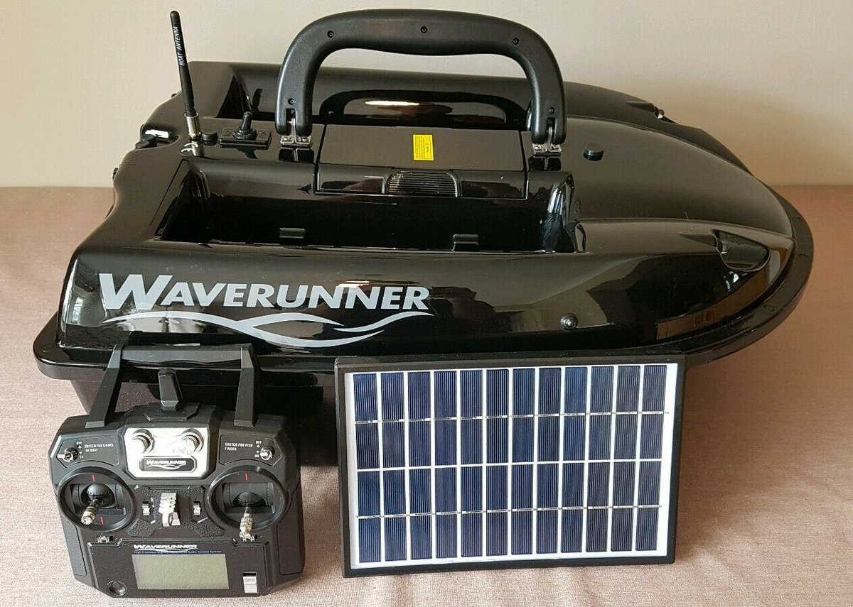 Ad - Waverunner Mk4 Bait Boat On eBay here -->> https://t.co/KNwofNKZau  #bait<b>Boat</b> #car
