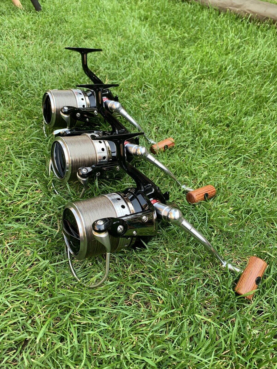 Ad - Daiwa Tournament ISO 5000 QD X 3 On eBay here -->> https://t.co/u3Q7gCIbZs  #carpfishing