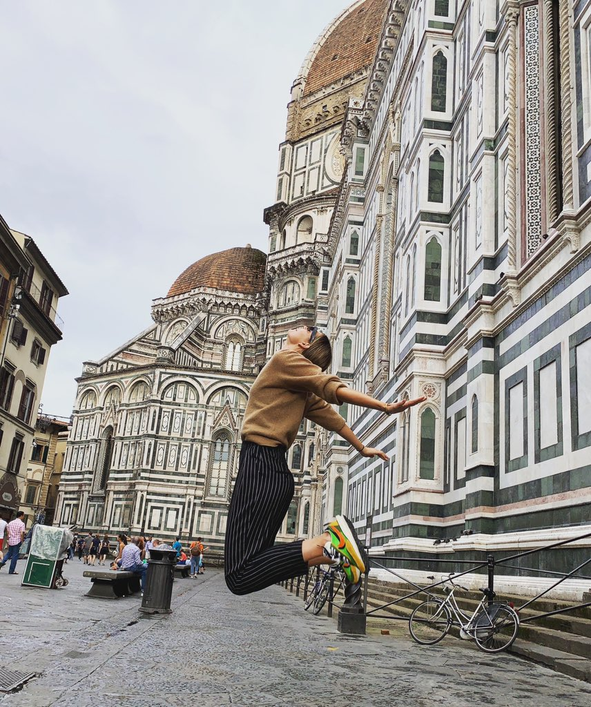 Jump high, eat lots. I got you, Florence ???????? ???? https://t.co/KwfgBpl8iB