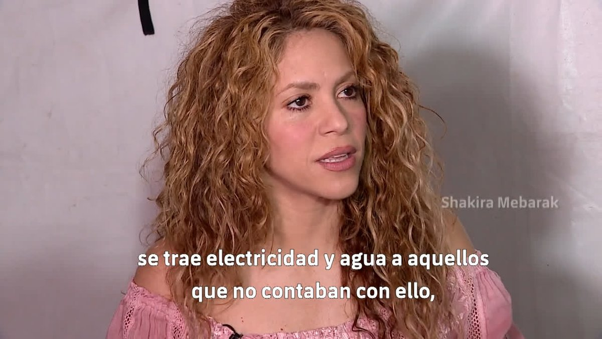 RT @FundacioFCB: #MondayMotivation by @shakira  ????⭐