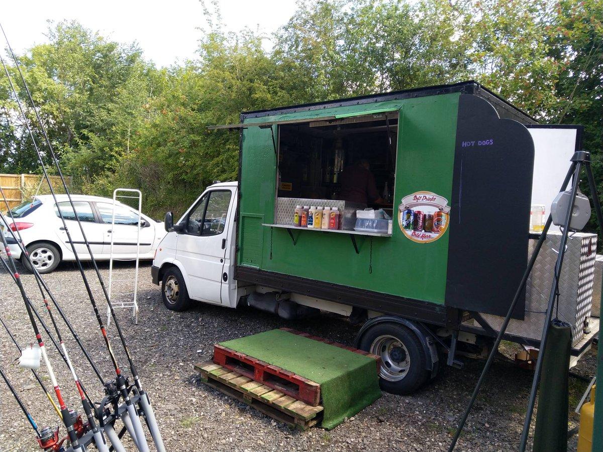All set for lunch! #RumBridgeFisheries #carpfishing #Suffolk https://t.co/3mslIBAZH2