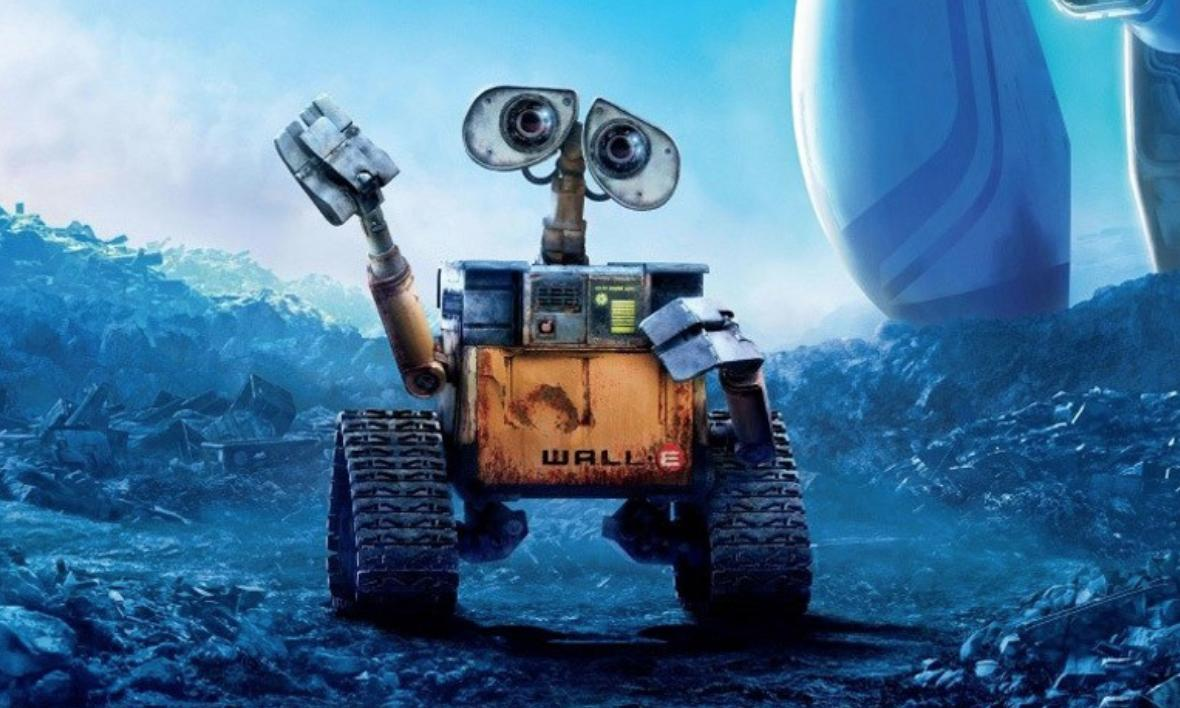 WALL-E was named after Walt Disney (his full name was Walter Elias Disney)  #themoreyouknow https://t.co/sIsJnzgx4J