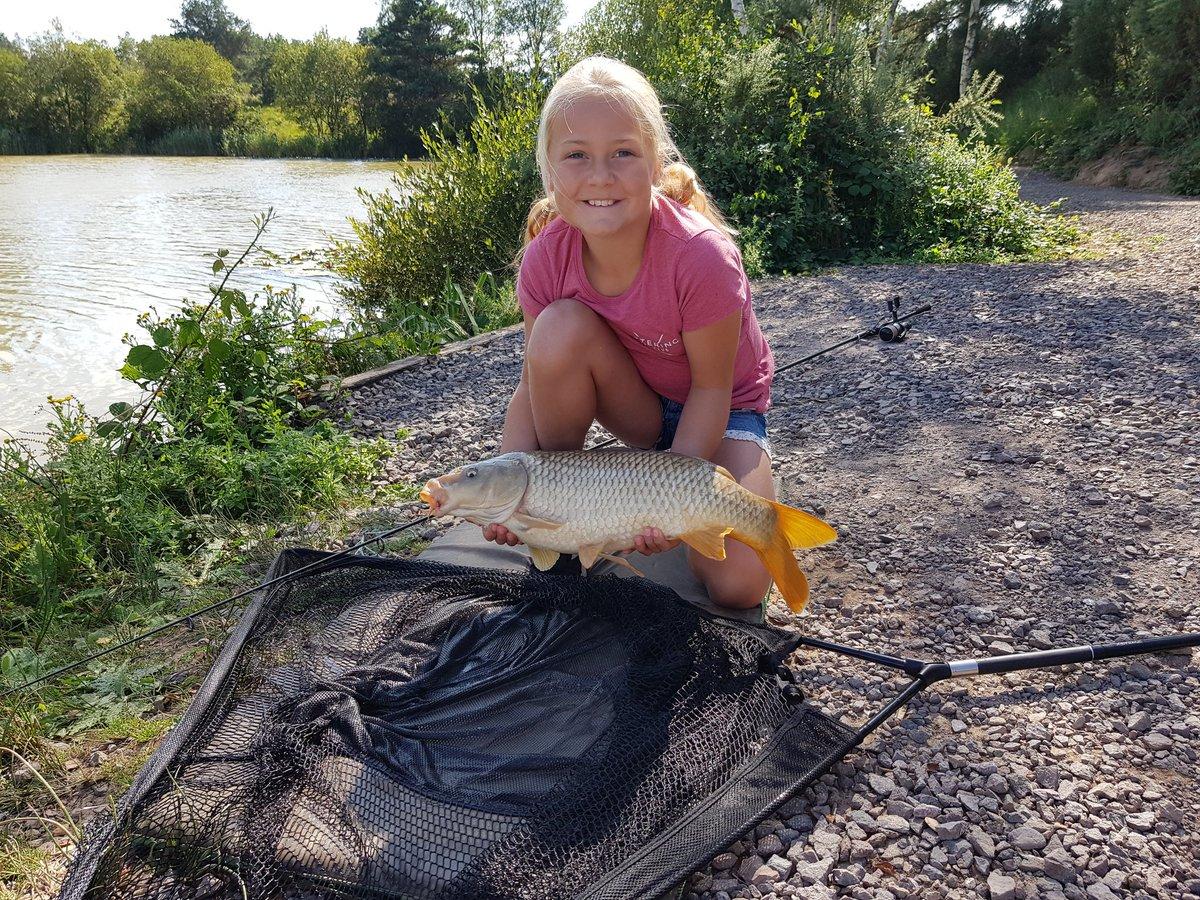 #carpfishing my daughter caught this 14lb carp on her first <b>Trip</b> ! https://t.co/UYHp2dRkAJ