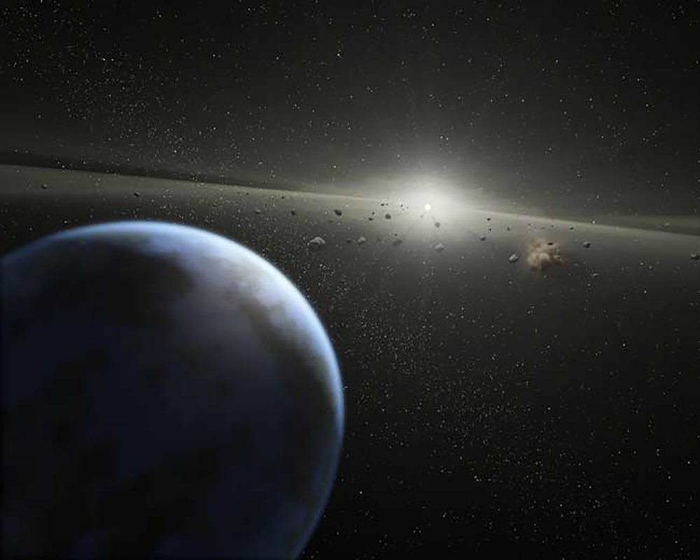 How astronomers missed the huge asteroid that just flew unexpectedly by Earth