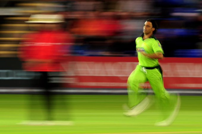 Happy birthday 100 mph Shoaib Akhtar