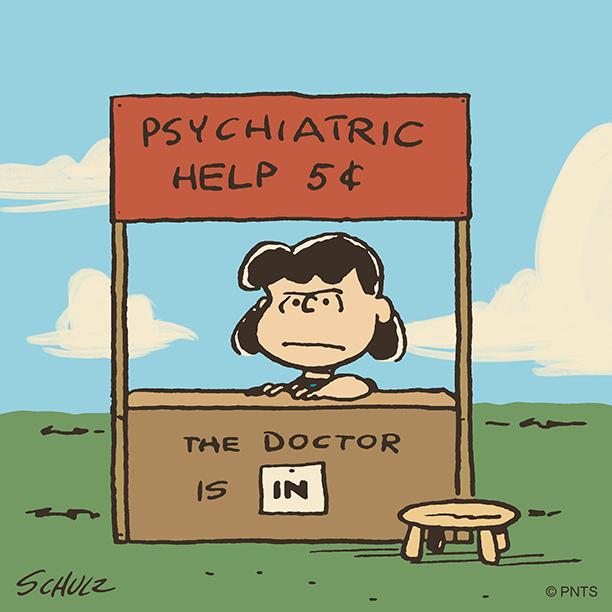 RT @Snoopy: The doctor is in. https://t.co/R03Ld8mAKm