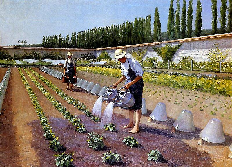RT @art_caillebotte: The Gardeners, 1877 #impressionism #frenchart https://t.co/NcTzv9qHOp