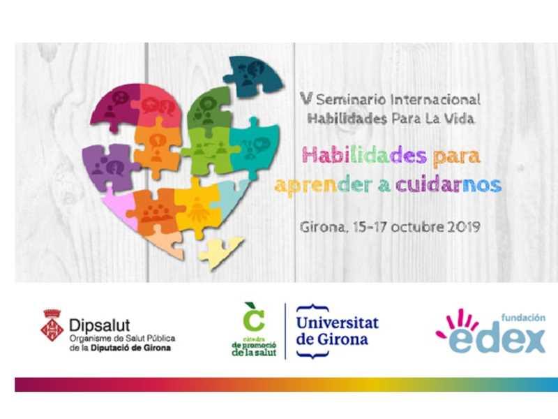 test Twitter Media - V Seminari Internacional d'Habilitats per la vida: habilitats per aprendre a cuidar-nos. 📆 Del 15 al 17 d'octubre a Girona.  📍 Càtedra de Promoció de la Salut de la UdG. https://t.co/uxr4rsa1pm @Dipsalut @CpromosalutUdG @univgirona @FundacionEDEX https://t.co/ACMLuQrlxC