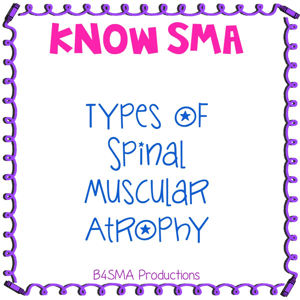 test Twitter Media - Do you know the types of SMA?  #SMAAwareness #AugustIsSMAAwarenessMonth   #B4SMAProductions  #Type0 https://t.co/txkCOGalfY #Type1 https://t.co/QA8617LTLO #Type2 https://t.co/dP3UpBQg9J #Type3 https://t.co/WsG8nslg36 #Type4 https://t.co/FgXnO1l95f https://t.co/qEfGUT9n0i