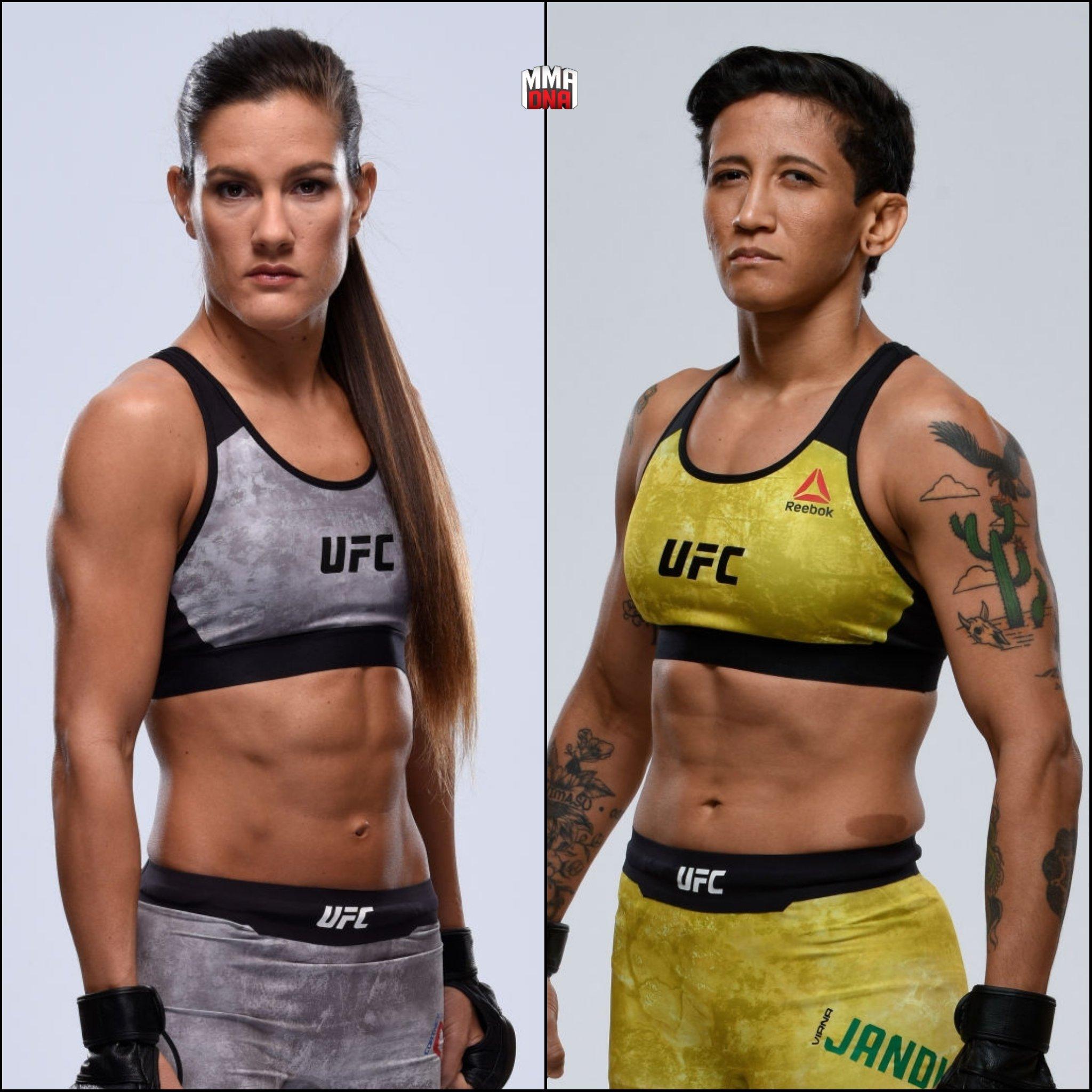 Cortney Casey will fight Virna Jandiroba at #UFConESPN7 in Washington D.C. (Dec. 7, 2019). (per @washingtonpost) #UFC #UFCWashington #MMA #UFCESPN #WMMA https://t.co/graI1awcVh