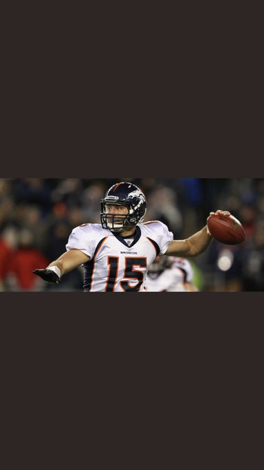 Happy birthday Tim Tebow. Thank you for being such a great role model
