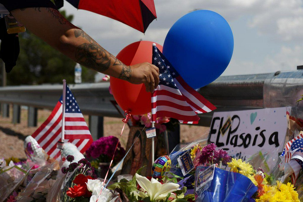 Mexico pushes U.S. to designate El Paso shooting an act of terrorism