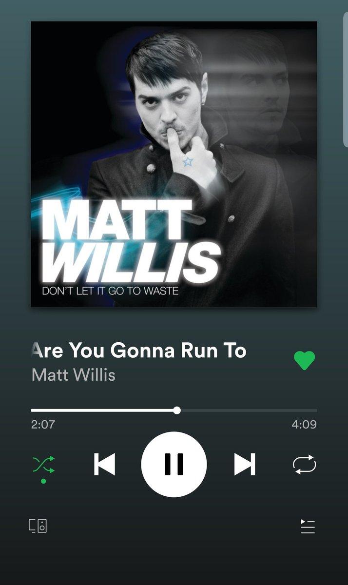 @mattjwillis this song is still an absolute tune! #WhoAreYouGonnaRunTo https://t.co/xdkyhzTXmb