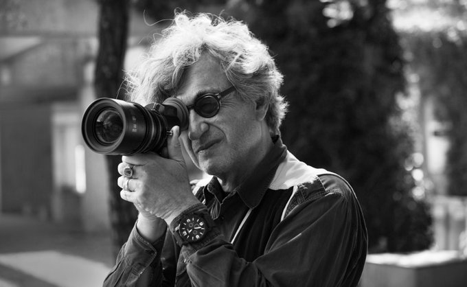 Happy birthday to one of my favourite directors Wim Wenders.