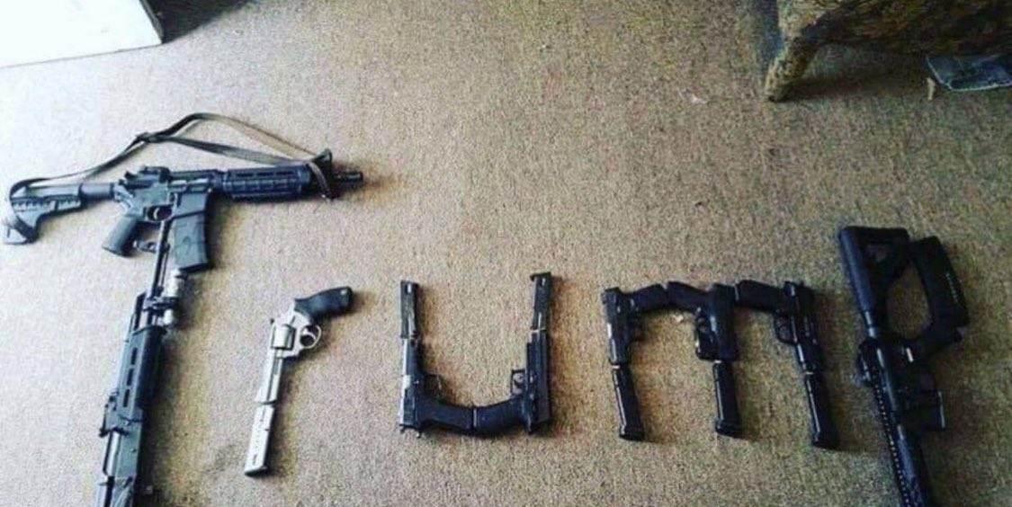 .@realDonaldTrump @DonaldJTrumpJr - you two must be so proud to see what your hate filled rhetoric has produced. Have you no shame?