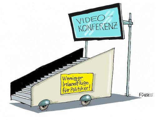 Weniger Politikerflüge (Cartoon Rabe) https://t.co/f1vugp1zcX