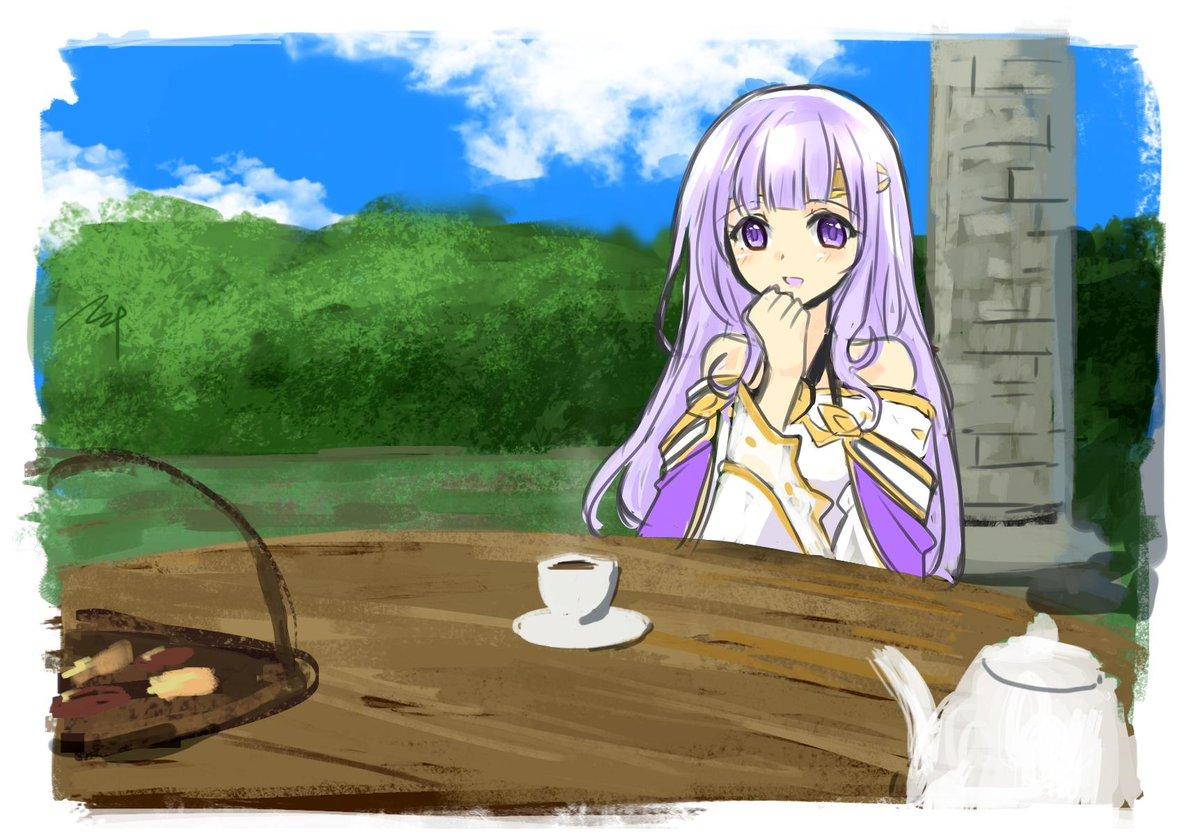 会 リシテア お茶