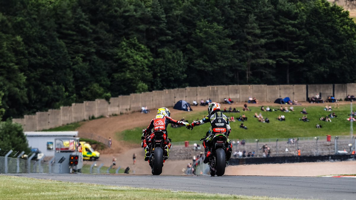 test Twitter Media - 💥 WorldSBK is… where ANYTHING can happen!   As each chapter of the 2019 WorldSBK story unfolds, more and more surprises, shocks and sensations are taking place!   📃 | #WorldSBK https://t.co/sQHyBogvgM https://t.co/JNpzyrTct8
