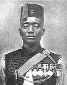 Today in 1914 a British soldier fired a shot in anger for the first time in the First World War. Alhaji Grunshi, of the Gold Coast Regiment, opened fire while invading German held Togoland. https://t.co/ZPVl0biLgT