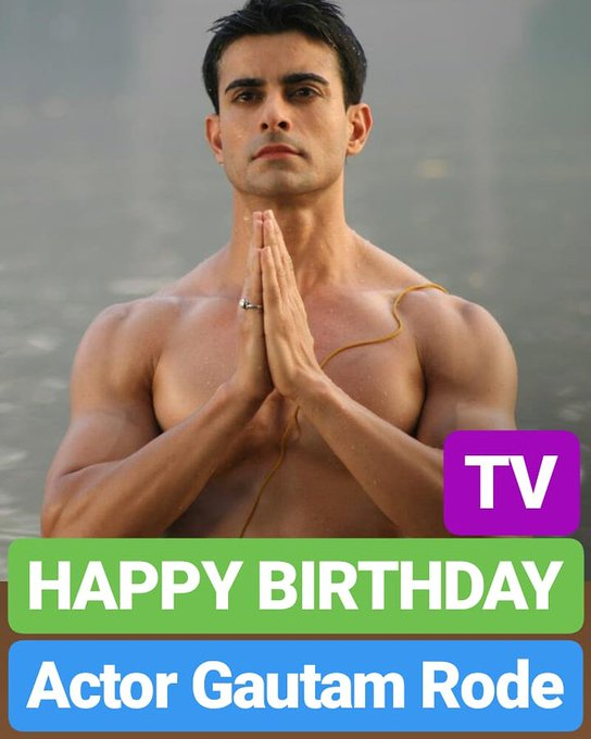 HAPPY BIRTHDAY  Gautam Rode