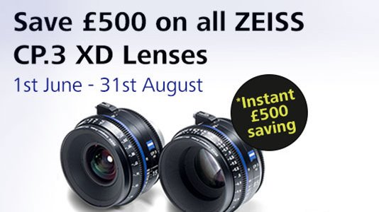 ➡️SAVE £500 on #ZEISS #CP3 XD Lenses!