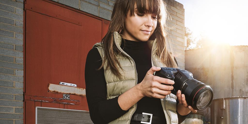 RT @Blackmagic_News: New Blackmagic Pocket Cinema Camera6K! Next generation handheld 6K digital film camera with 13 stops of dynamic range…