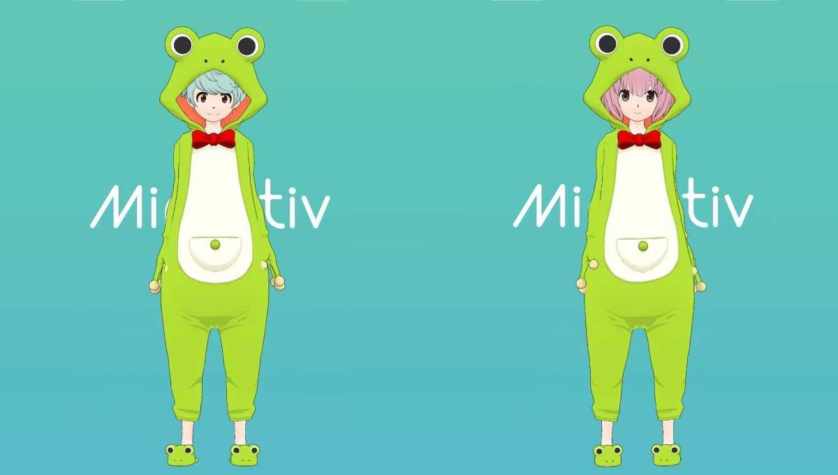 test ツイッターメディア - \限定エモモアイテム🐸カエルきぐるみ🐸/当たります🤗  @mirrativ_jpをフォローしてこのツイートをリツイートすると抽選で2,000名にプレゼント🎁  カエルが1匹…🐸カエルが2匹…🐸カエルが2000匹…🐸 (2000人がカエルにキガエル・・・🙄)  〆切は8月12日(月)まで📌 #ミラティブ https://t.co/Mg3uAvgEvZ