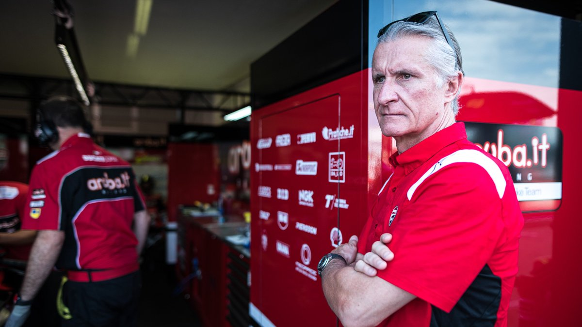 test Twitter Media - Ducati l👀king to replace Bautista with Redding in 2020 ‼️  📹INTERVIEW | #WorldSBK https://t.co/xk37qoZGdL https://t.co/lbXJVU4Bo1