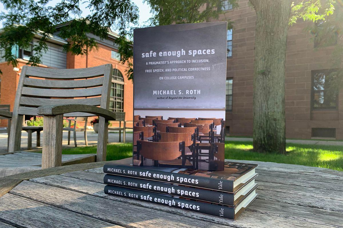 test Twitter Media - It's #NationalBookLoversDay and we're looking forward to the release of @mroth78's newest book, #SafeEnoughSpaces from @yalepress. Learn more about the book, plus additional scholarly publications here: https://t.co/36I1wVZssh #FreeSpeech #IntellectualDiversity https://t.co/yImVETGru2