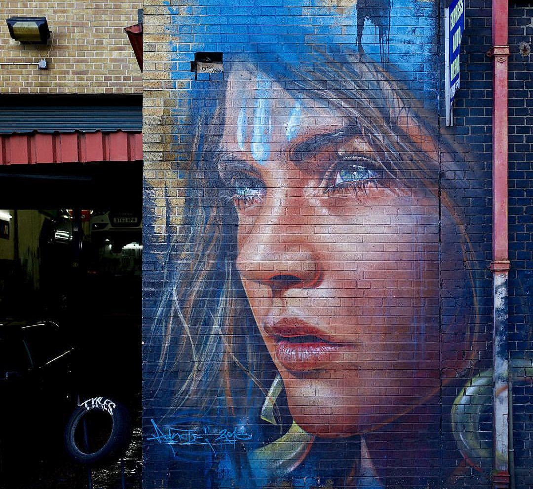 Londres by Adnate https://t.co/Yj8pEFRQad