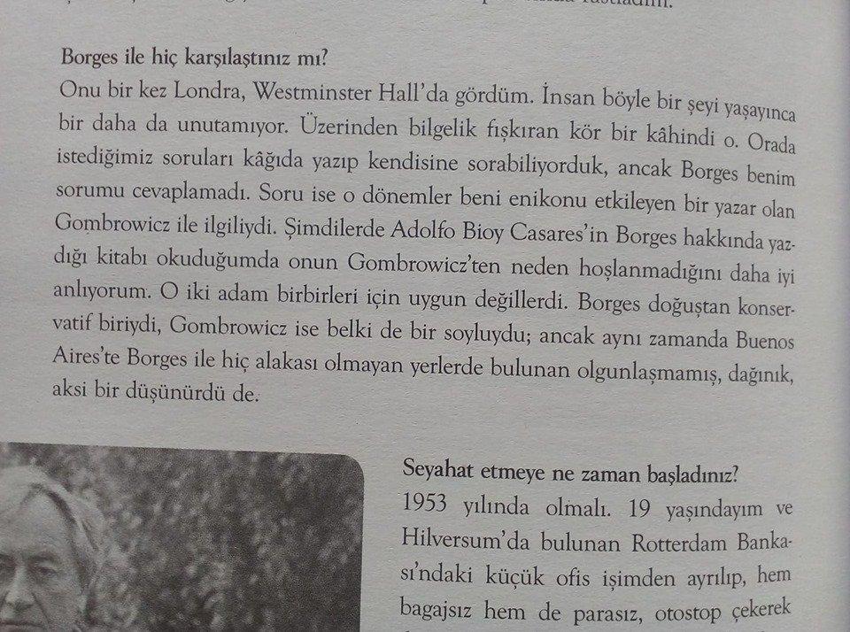 Cees Nooteboom kitap-lık, sayı