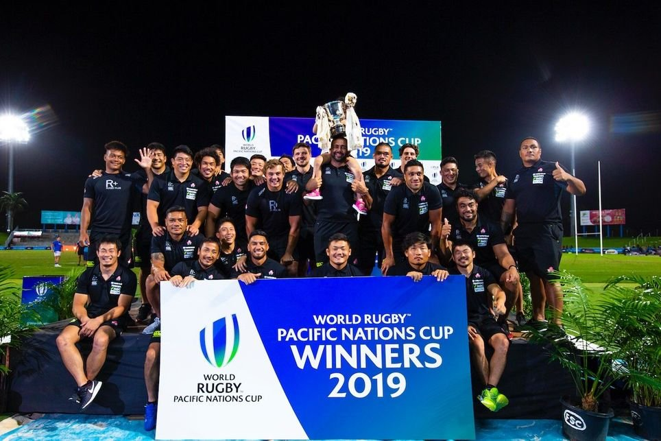 test Twitter Media - Japan claimed their third World Rugby Pacific Nations Cup title with victory over the USA, while Vereniki Goneva entered the record books in @fijirugby's win over Samoa #PNC2019  Read more: https://t.co/ihBwz1gt9H https://t.co/xM2BNIfZv2