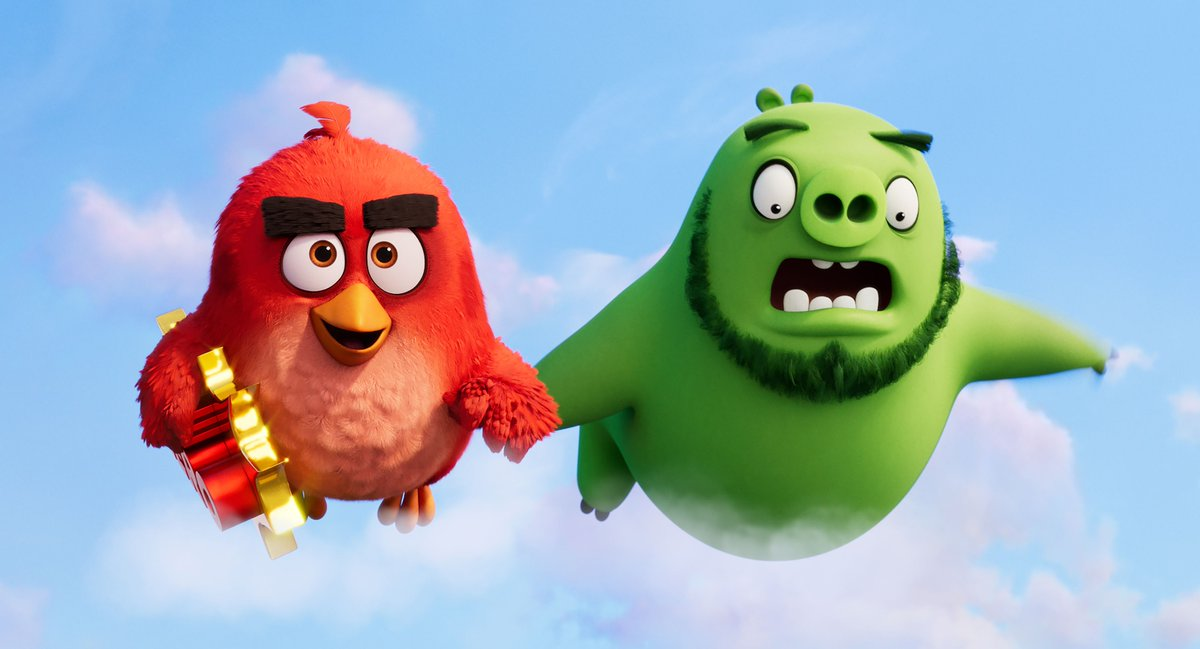 test Twitter Media - In 2 days, they will put their differences aside...and become frenemies.  Get your D-BOX tickets now to see #AngryBirdsMovie2 in D-BOX this Wednesday:  https://t.co/UfeLCC6bZm   //  Vivez #AngryBirdsMovie2 en #DBOX le 14 août prochain! https://t.co/MQ0Nh4mgaP