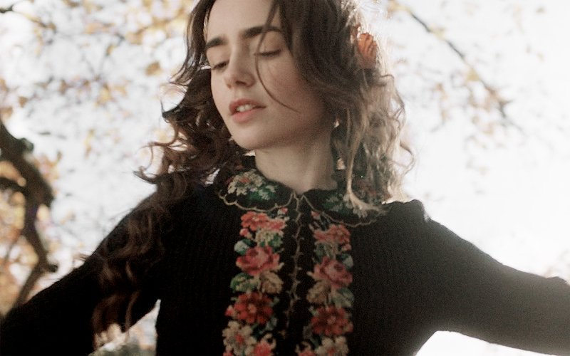 RT @odairannies: lily collins in tolkien (2019) is...