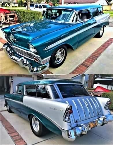 1956 Chevrolet Nomad https://t.co/PoupudFt4f