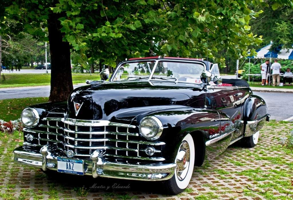 1942 Cadillac Series Sixty two Convertible https://t.co/WX9JNGCBJb
