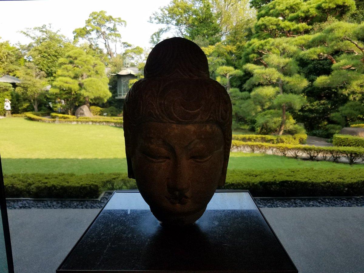 test ツイッターメディア - 根津美術館、お庭と建物がとってもすてき。いろんな仏様を見た。 https://t.co/iPNohNPx7F