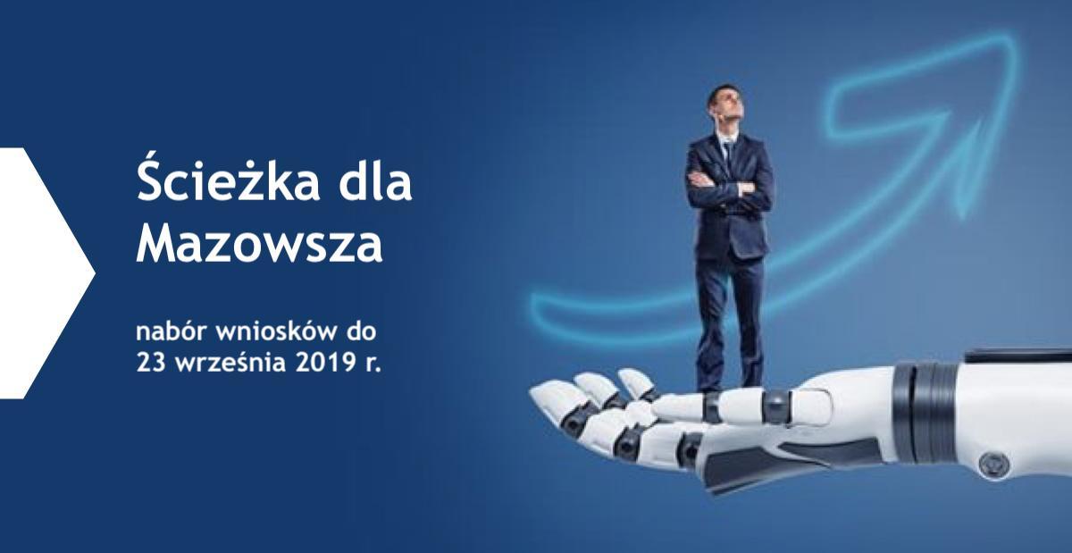 test Twitter Media - NCBR ogłosił konkurs Ścieżka dla Mazowsza z budżetem 600 mln zł, w ramach którego przedsiębiorstwa mogą ubiegać się o dofinansowanie projektów B+R realizowanych w województwie mazowieckim.  Szczegóły konkursu: https://t.co/TYbMDJewnV   #ŚcieżkaDlaMazowsza  #dotacje  #innowacje https://t.co/7cpisnQa68